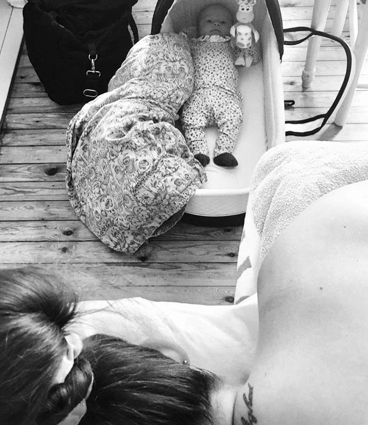 Efterfødsels massage København Nordsjælland