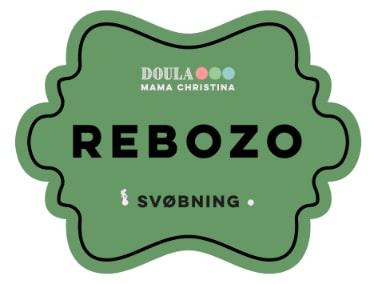 Rebozo svøbning emblem København Fødsel i Balance